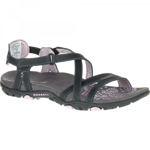 Merrell Women's Sandspur Rose Leather Sandals - Size 8