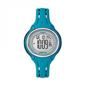 The Timex Ironman Sleek 50-Lap Mid Size Watch has all the classic sport functions you are...