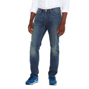 Constructed with a relaxed fit and tailored trim, the 541 Jeans deliver an athletic fit with a...