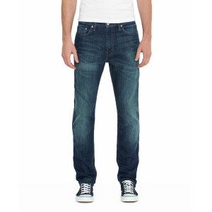 Levi\\\'s 513 jeans feature straight legs and a slim fit..  . . .  Cash, Levine, and True Chino...