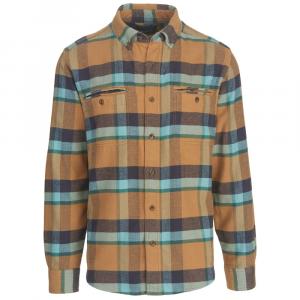 Woolrich Men's Oxbow Pass Plaid Flannel Shirt - Size L