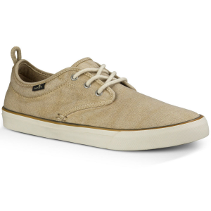 Designed to look like your favorite worn in and sun-faded shoes yet provide the updated comforts...