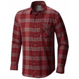 Mountain Hardwear Men's Franklin Long-Sleeve Shirt - Size M