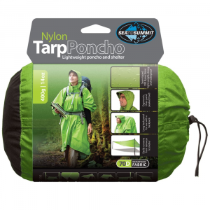 Sea To Summit Nylon Tarp Poncho