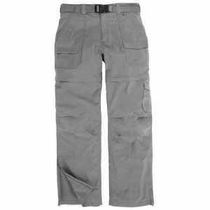 ems women's camp cargo zip-off pant  - size 0 short- Save 30% Off - Ready to take on an outdoor adventure in a number of climates, the versatile Camp Cargo Zip-Off Pant is designed to be as adaptable as you need them to be.  Built with 7 pockets for maximum storage capacity.  Pants zip at the knee to transition into shorts for warmer weather.  Lightweight, breathable material for added ventilation in warm temperatures.  Nylon belt clips at waist.  Zip and snap fly front closure.