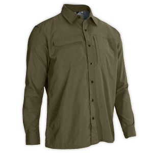 EMS Men's Trailhead Upf Long-Sleeve Shirt - Size S
