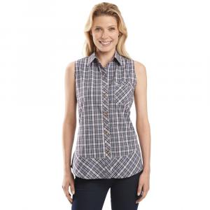 Woolrich Women's Spoil Her Sleeveless Shirt - Size L