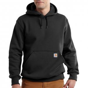 Stay dry and warm in the Carhartt Paxton hoodie.. .  . . .  For extended sizes, search for...