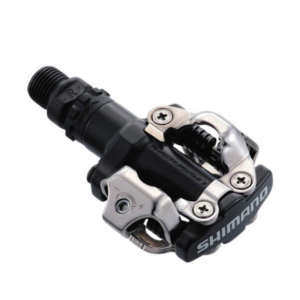 m-520l bike pedals- Save 18% Off - A mud-shedding SPD pedal built for the rigors of off road-riding. With SPD compatible shoes, you can harvest energy on the up-stroke for more power and control on the trail. Aluminum body with steel retention springs and plates; chrome-moly spindle with sealed bearing cartridge. Compact, two-sided design for easy clip-in. Adjustable clip release tension suits any preference. Better mud and debris shedding than any other pedal in its class. Includes Shimano SPD cleats, washers, and bolts for SPD compatible shoes. Follow all included instructions. Practice releasing and clipping in before trail riding. Weighs 380 g (per pair).