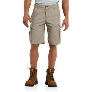 These cargo shorts are fully loaded to keep you comfortable on the job.. .  . . . . . .  100%...