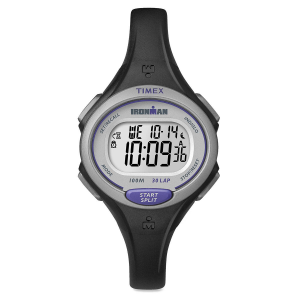 Slim and sporty, the Timex Ironman Essential 30-Lap Mid Size Watch has everything you look for...