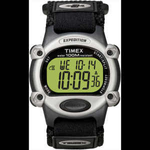 The Expedition Camper from Times is a classic outdoor watch designed to withstand the rigors of...