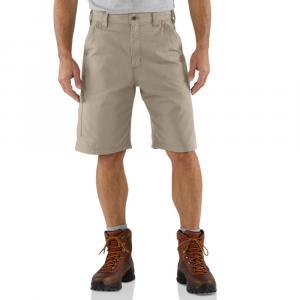 Carhartt Men's Canvas Work Shorts, 10 In. Inseam