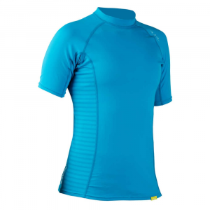 NRS Women's H2Core Short-Sleeve Rashguard - Size S