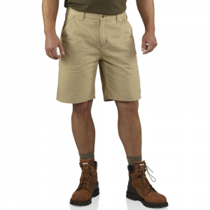 Carhartt Men's Washed Twill Dungaree Shorts