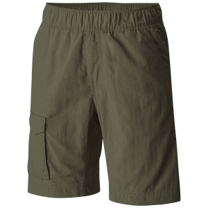 A staple of epic summers in the outdoors, this lightweight, sun-shielding boy\\\'s short does...