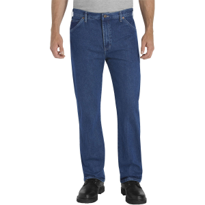 This versatile pair of regular fit jeans offers more than meets the eye. Constructed for...