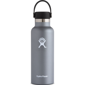 Hydro Flask 18 Oz. Standard Mouth Water Bottle With Flex Cap