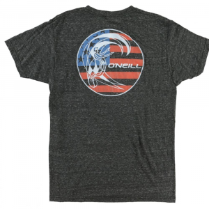 O'neill Men's O'riginals Old Glory Graphic Tee