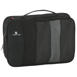 The Eagle Creek Pack-It Clean Dirty Cube conveniently keeps your clean stuff away from the dirty...