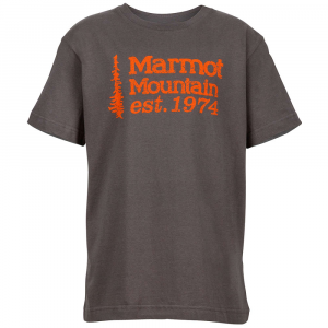 Marmot Boys' 74 Graphic Tee - Size M