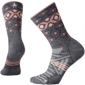 Smartwool Women's Phd Outdoor Light Pattern Crew Socks