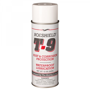 Image of Boeshield T-9 Aerosol Chain Lubricant, 12 Oz.