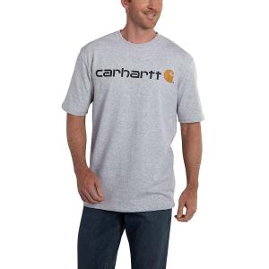 Carhartt Men's Short Sleeve Logo Tee