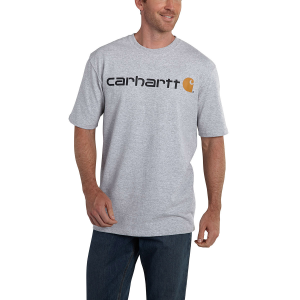 This Carhartt tee is designed for all-day comfort.  For extended sizes, search for...