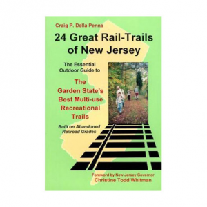 Image of 24 Great Rail-Trails Of New Jersey