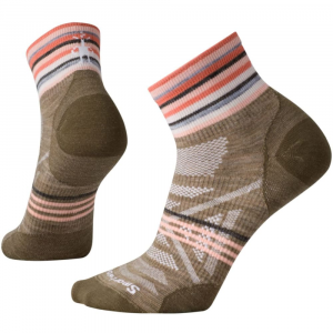 Smartwool Women's Phd Outdoor Ultra-Light Pattern Mini Socks