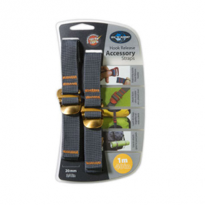 Sea To Summit 20 Mm Accessory Straps With Hook 1 M
