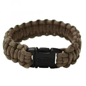 Image of Bison Side Release Cobra Bracelet
