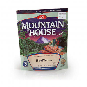 Image of Mountain House Beef Stew