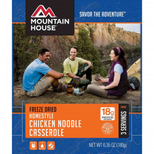 Image of Liberty Mountain Sports Homestyle Chicken Noodle Casserole