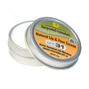 Image of Beyond Coastal Natural Lip And Face Sun Protection
