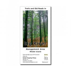 Image of Big River Area Trail Map, Ri