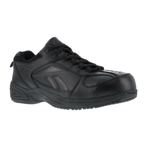 Blacked out and ready to bring the comfort, the Jorie Shoes come equipped with durable leather...