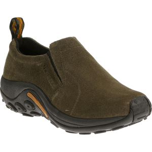 Slide into Merrell\\\'s time-tested classic moc that offers great comfort and grip. . . . ...
