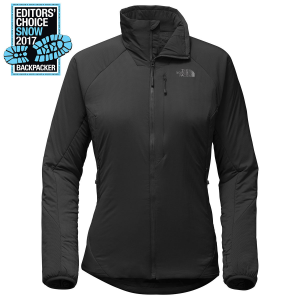 Tackle the challenges of rapid elevation gain and loss with this new, lightly insulated jacket...