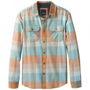 Prana Men's Lybeck Flannel Long-Sleeve Shirt - Size XL