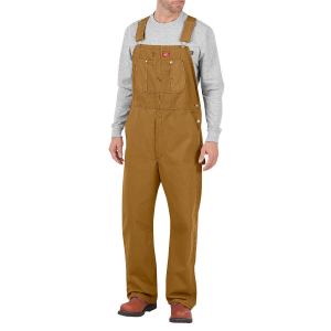 Want a comfortable and extra-tough alternative to traditional belted work pants? Try our bib...