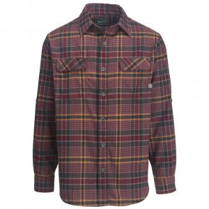 Woolrich Men's Hiker's Trail Modern Fit Flannel Shirt Ii - Size M