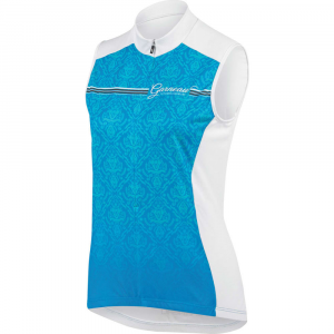 Louis Garneau Women's Tanka 2 Sleeveless Bike Jersey
