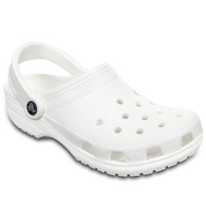 Slip into your favorite clog and enjoy a custom fit, water-friendly design and ventilated...