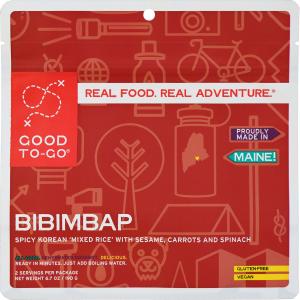 Image of Good To-Go Korean Bibimbap, Double Serving