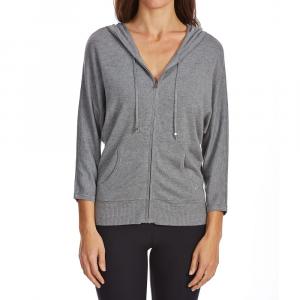 G.h. Bass & Co. Women's 3/4-Sleeve Full-Zip Hoodie