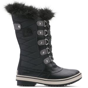 Sorel Girls' Tofino Ii Waterproof Winter Boots, Black/quarry