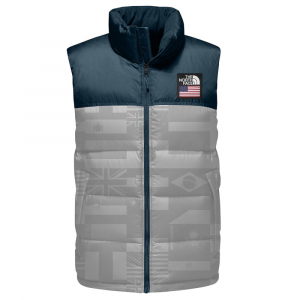 Image of The North Face Men's International Collection Nuptse Vest