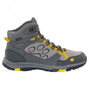 Jack Wolfskin Men's Activate Mid Texapore Waterproof Hiking Boots - Size 8.5